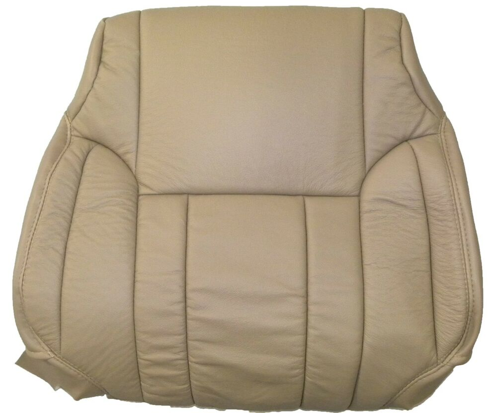 96 02 Toyota 4runner Backrest Leather Seat Cover 1996 1997