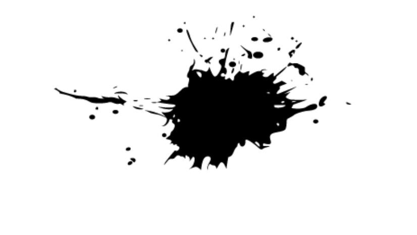 Paint Splatter Vinyl Decal Ebay