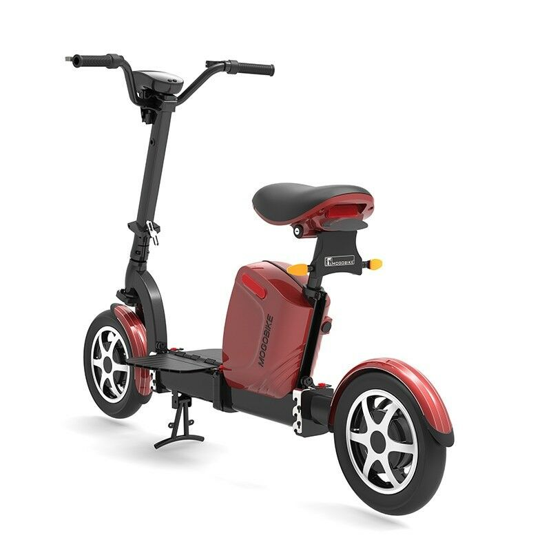 Mogobike folding electric scooter ebay for Folding motorized scooter for adults