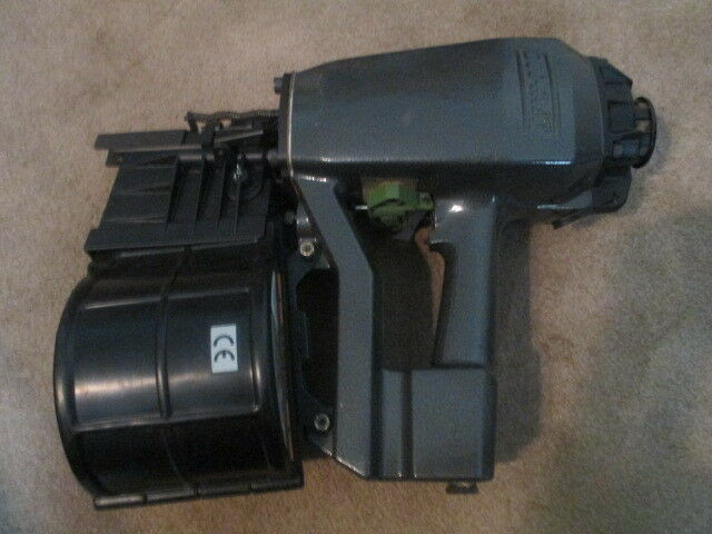 New Duo Fast Round Head Coil Nailer Hn 500a Framing Coil