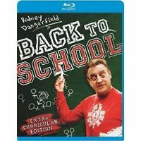 Back to School (Blu-ray Disc, 2011) Brand New/Sealed~