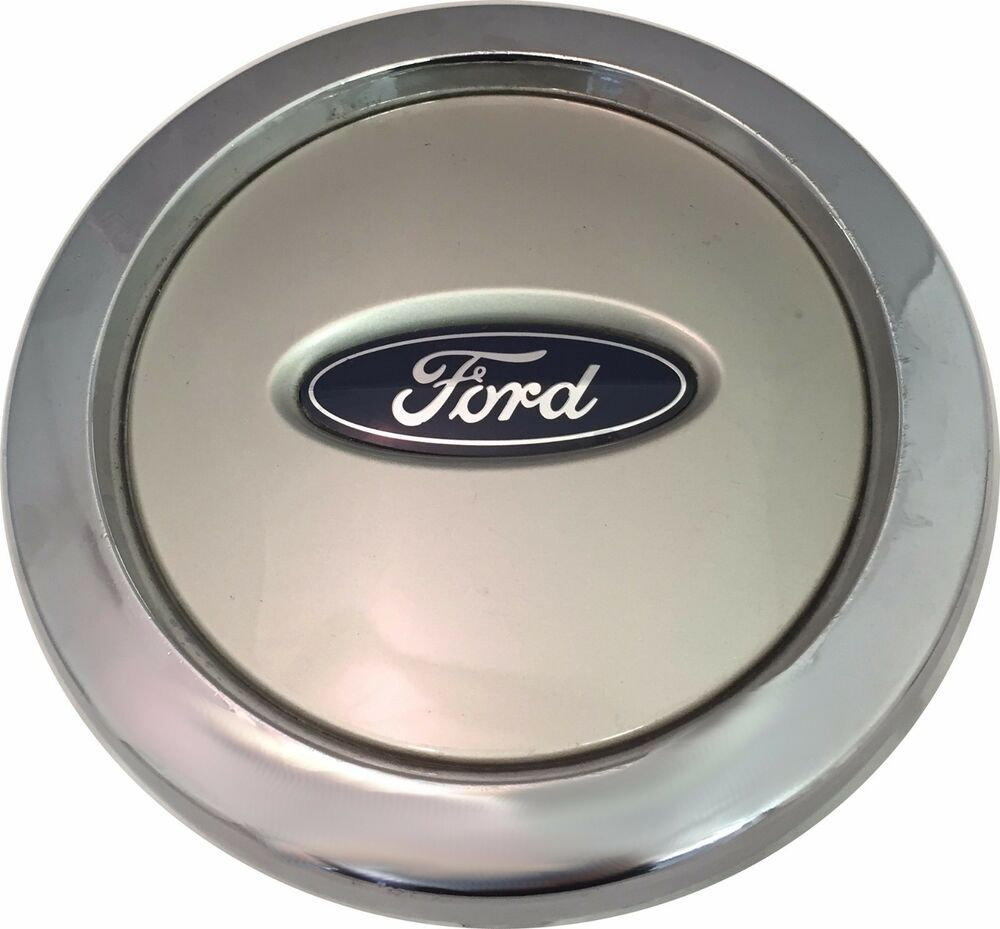 2003 2006 Ford Expedition Hub Wheel Center Cap Chrome