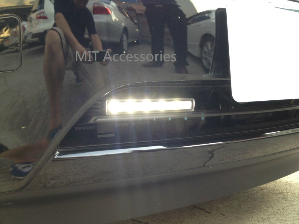 Mit Toyota Camry 2012 2014 Led Drl Daytime Running Light