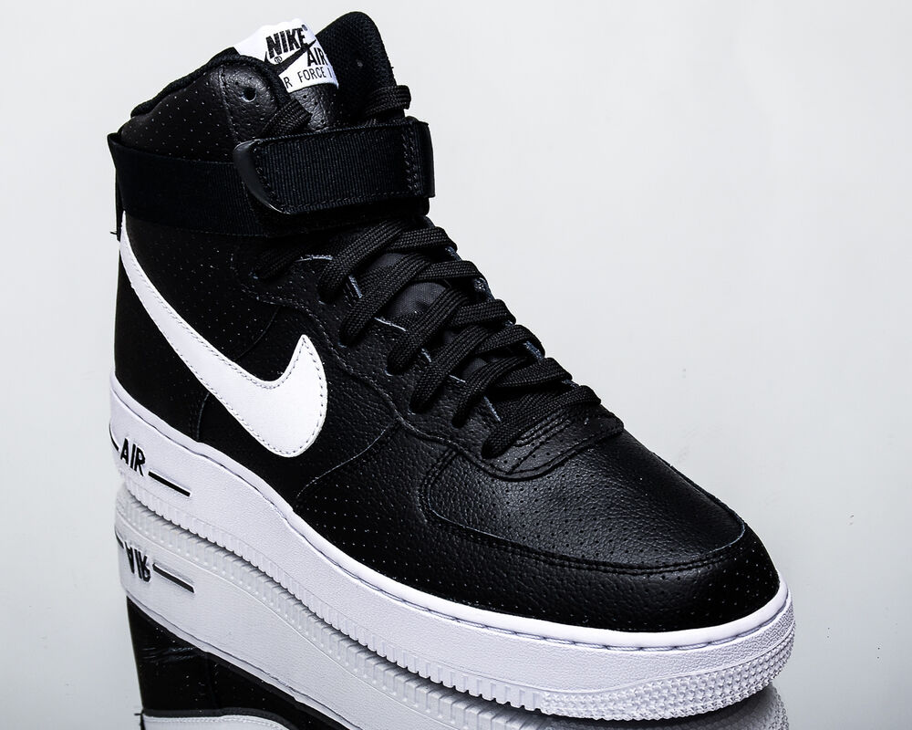 Air Force  Shoes White And Black