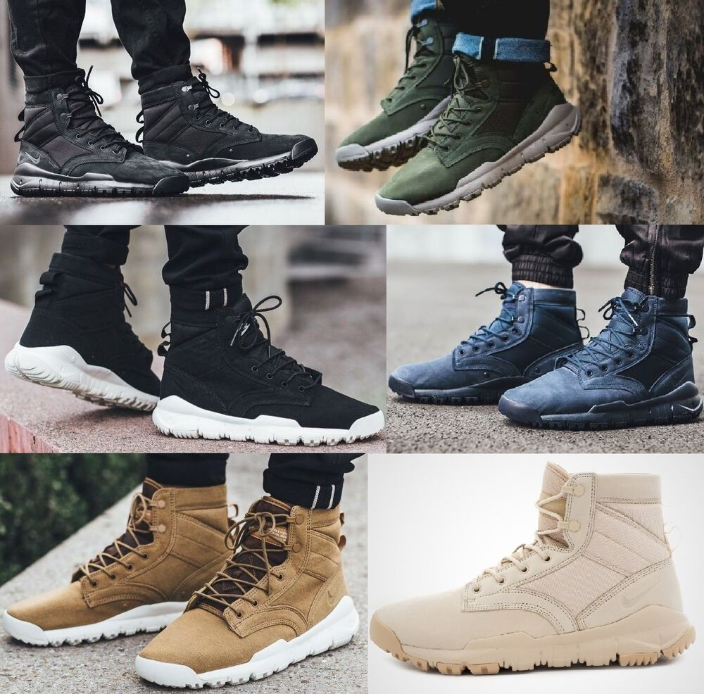 Nike Sfb 6 Inch Boot Special Field Tactical Boots Shaft 6