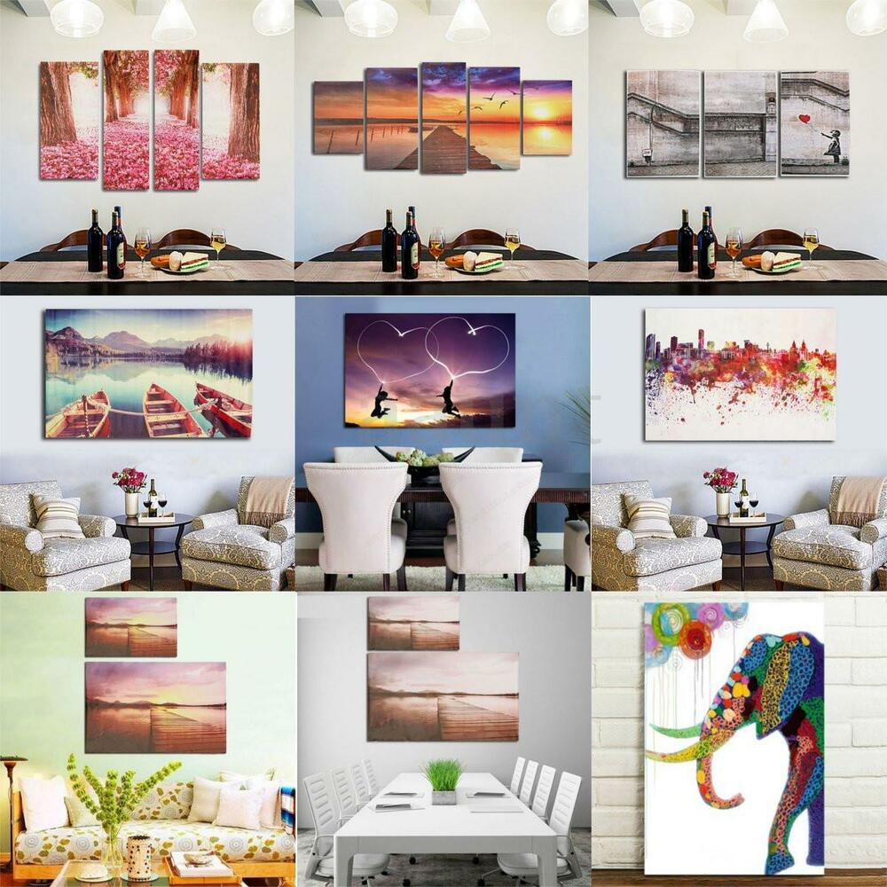 Http Www Ebay Com Itm Large Canvas Modern Abstract Art Picture Painting Print Home Wall Decor Unframed 112146276799