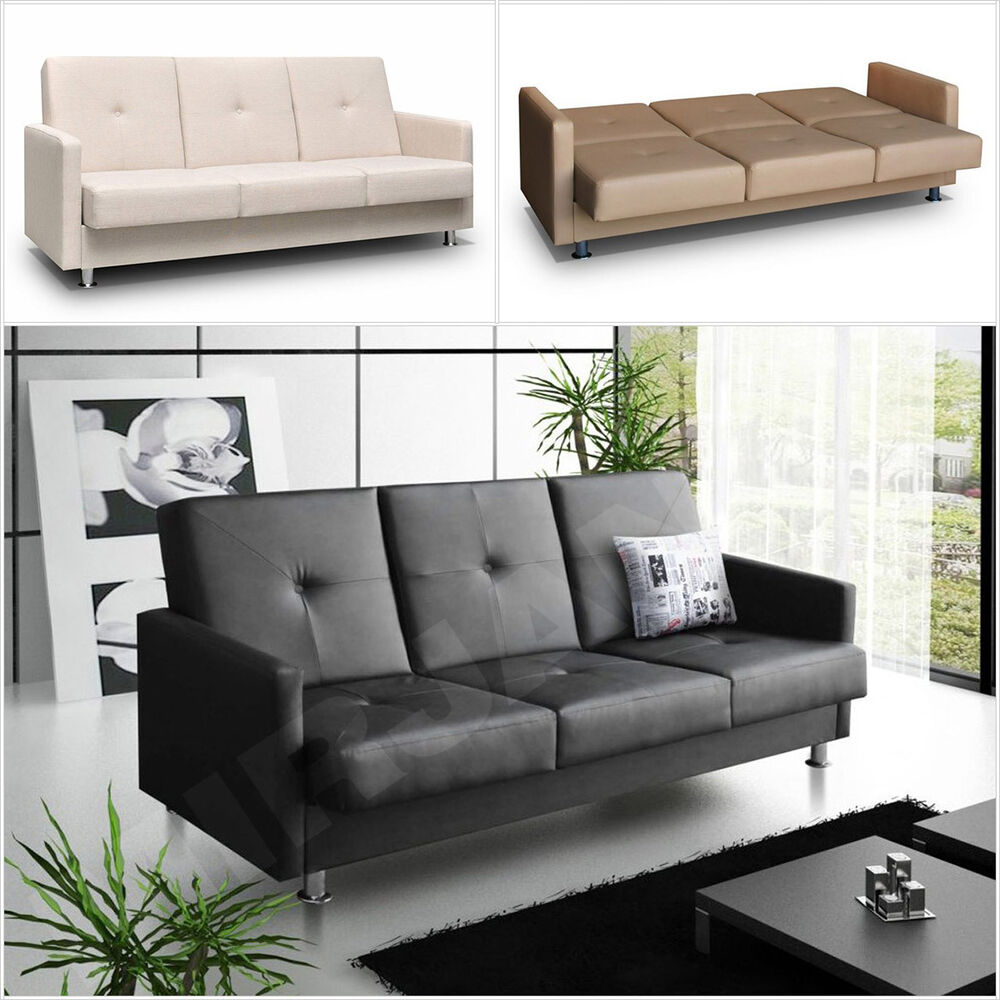 schlafcouch schlafsofa malaga moderne sofa mit. Black Bedroom Furniture Sets. Home Design Ideas