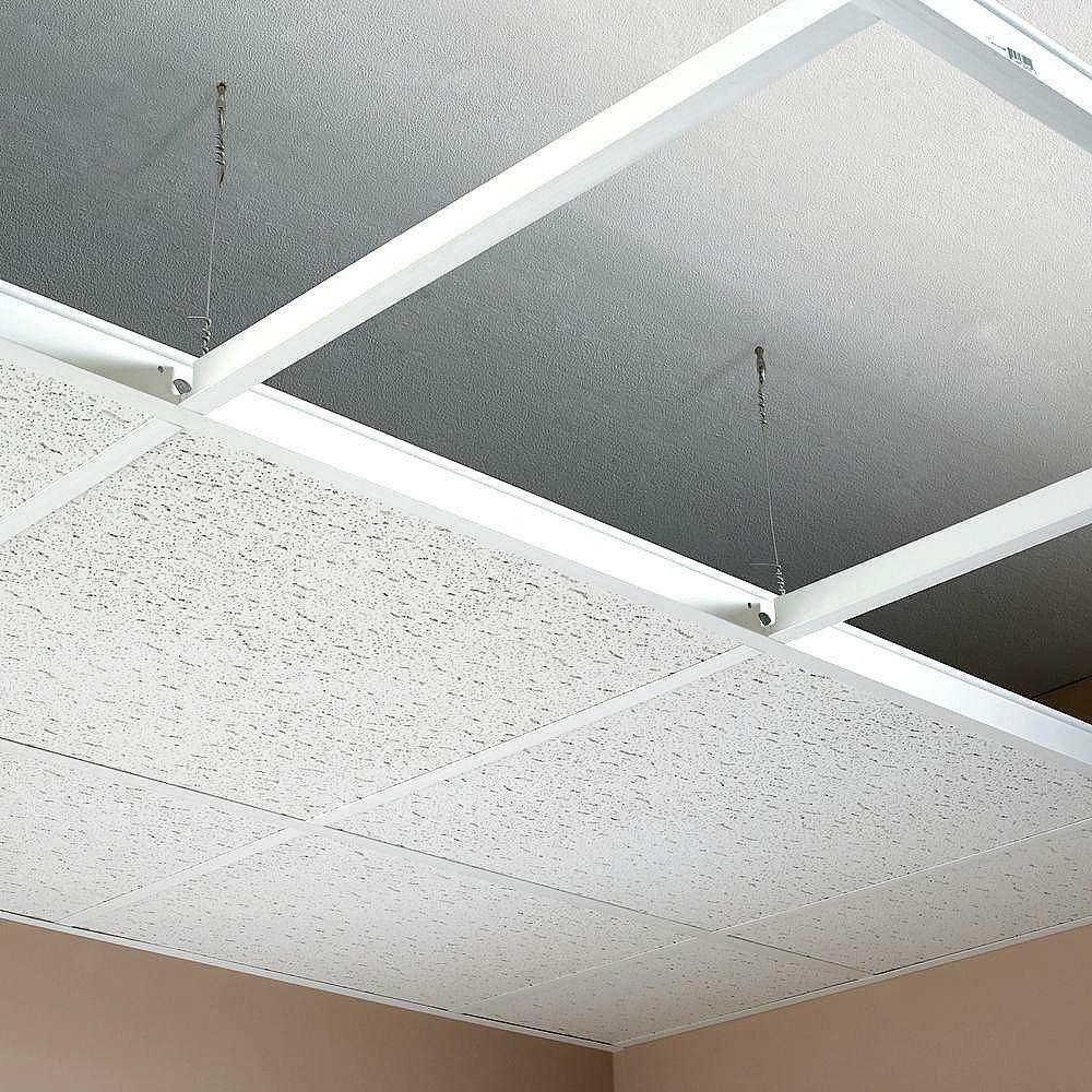 Suspended ceiling grid ebay suspended ceiling tiles grid main runner t bar trims wall angle cross tee wire dailygadgetfo Images