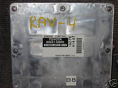 engine computer 2001 2003 toyota rav4 ecm ecu repair ebay. Black Bedroom Furniture Sets. Home Design Ideas