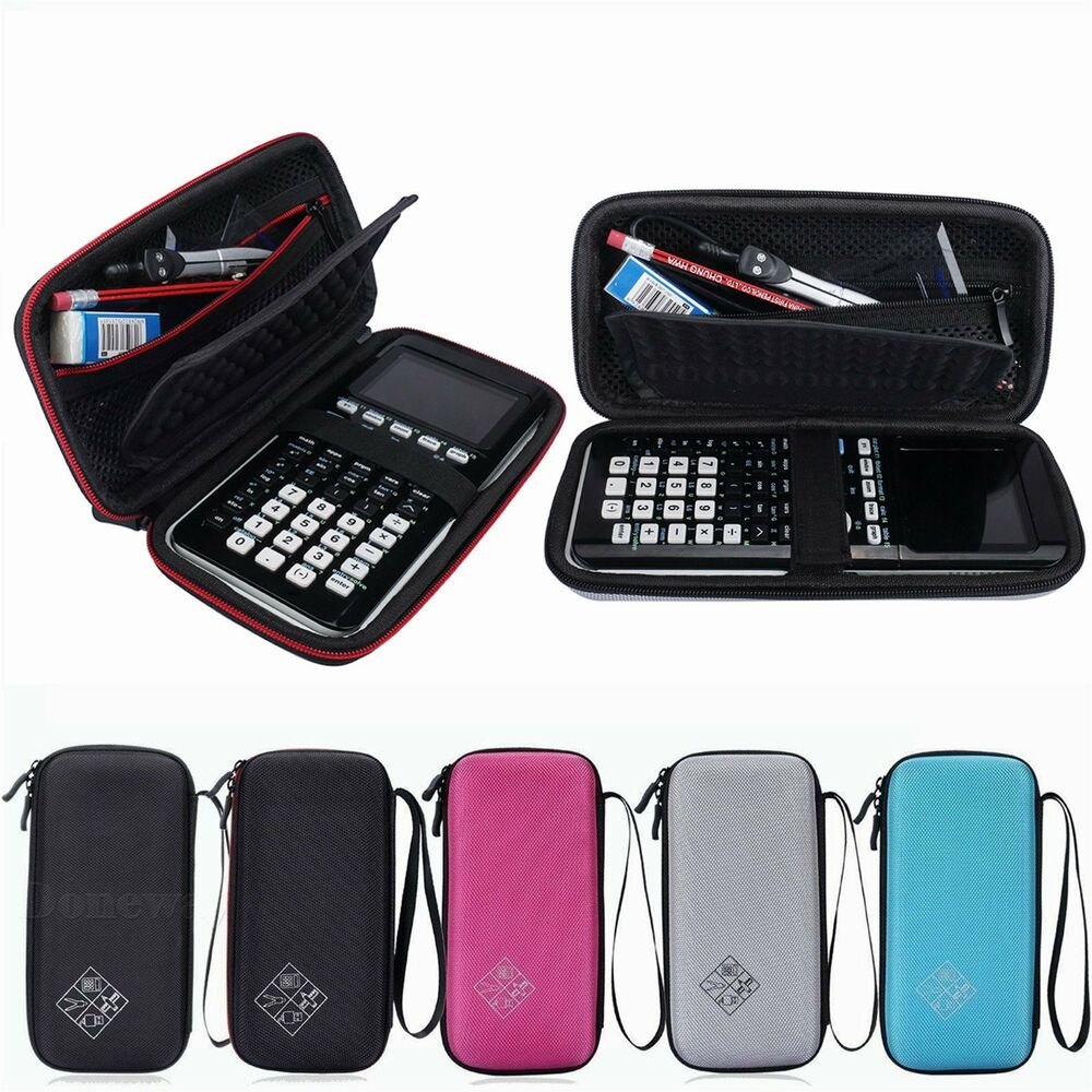 Carrying Storage Case For Graphing Calculator Texas