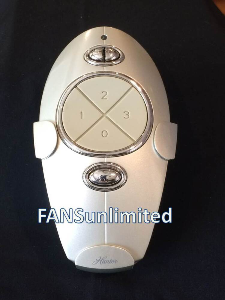 85795 Rpl Hunter Fan Remote Control Transmitter Ebay
