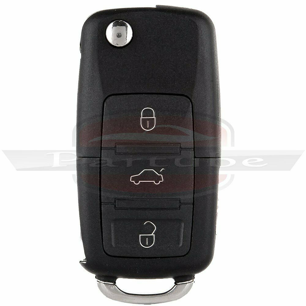 Replacement Flip Key Fob Shell Remote Case Uncut For