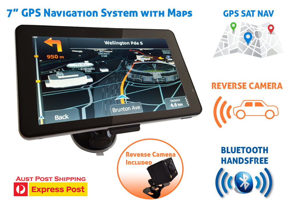 how to work a gps navigation system
