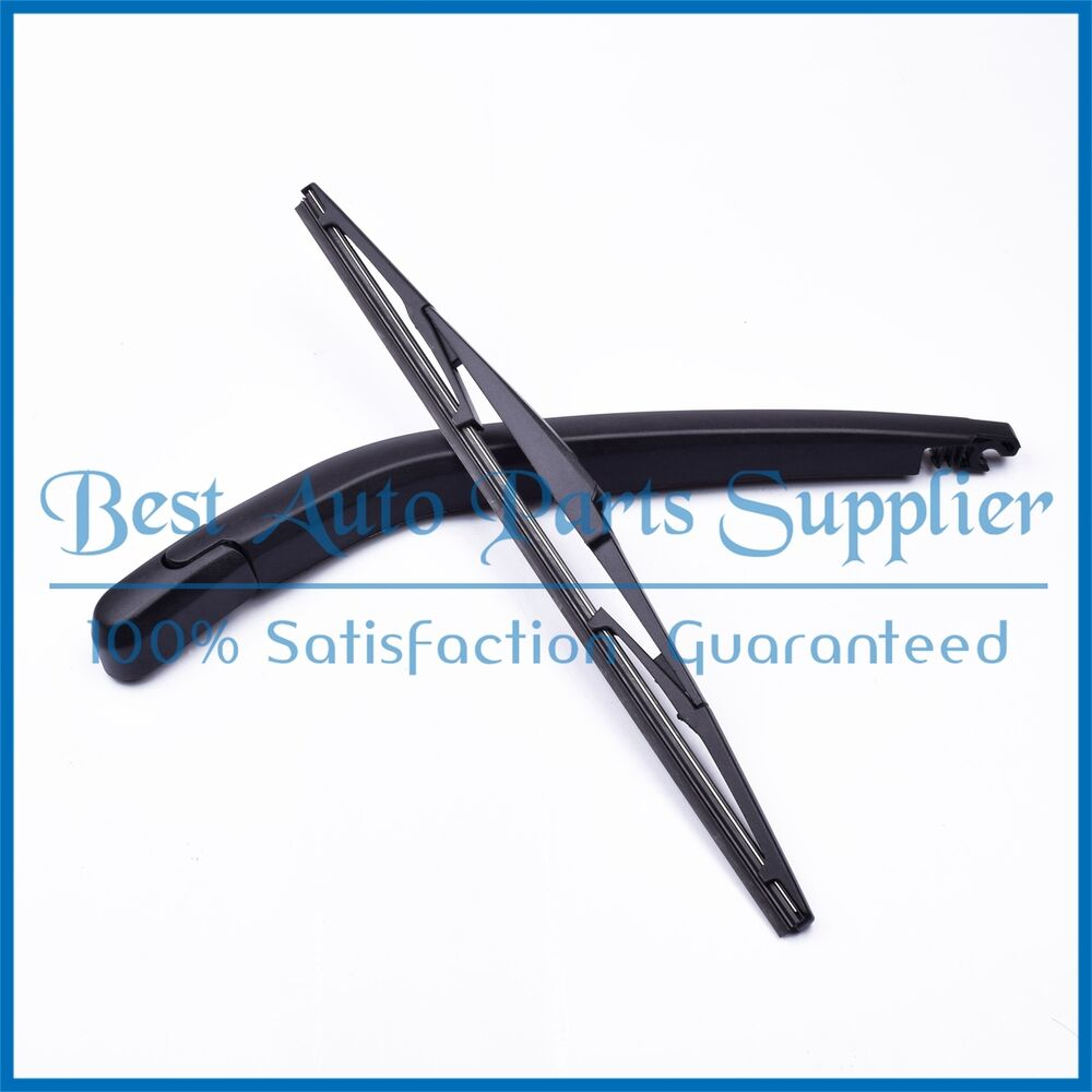 For Toyota Prius 2004 2009 Rear Wiper Arm Amp Blade Set Oe 8524147010 New Ebay