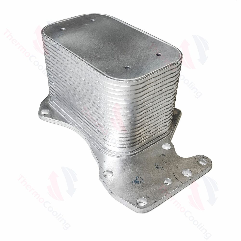 New Engine Oil Cooler For 2007-2012 Audi A5 A6 Q5 Q7 S5 S6