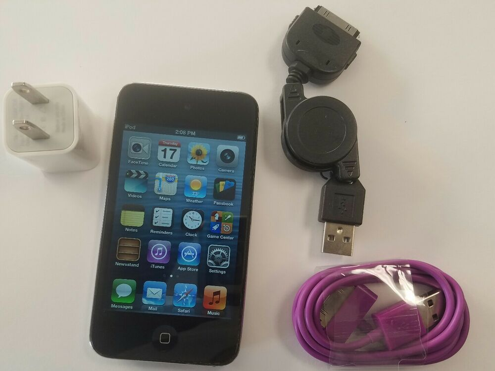 Apple iPod touch 4th Generation Black (8GB) Great ...