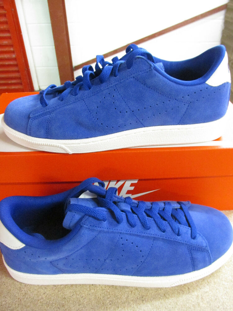 b504c8f8b6e3 Details about Nike Tennis Classic CS Suede mens Trainers 829351 400  Sneakers Shoes