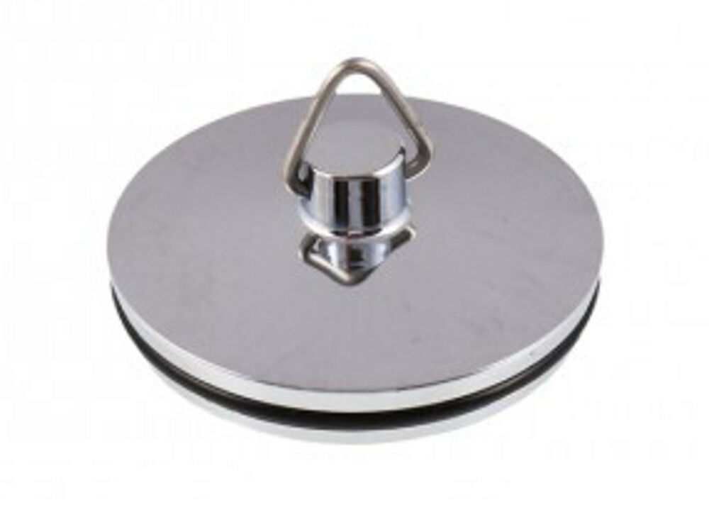 sink plugs bathroom chrome kitchen sink bath stopper ebay 14438