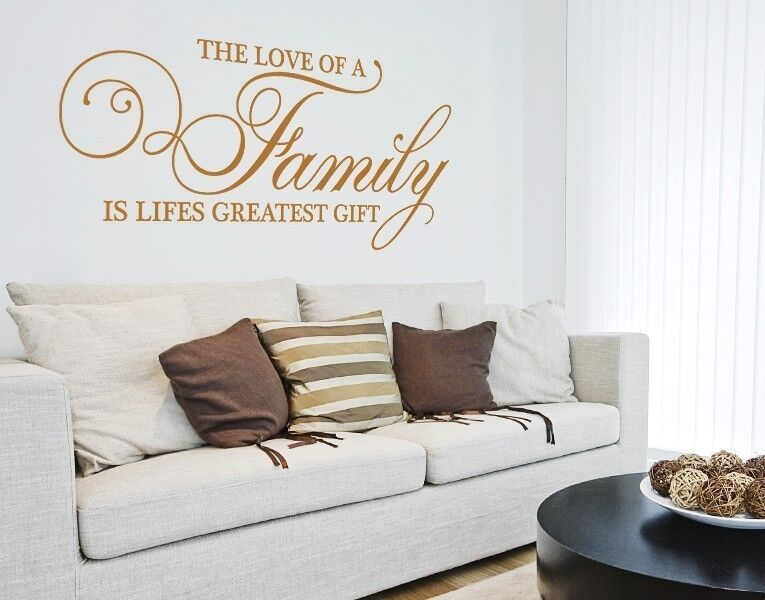 The Love Of A Family Is Lifes Greatest Gift Highest