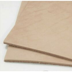 Kyпить SLC Natural Veg Tan Cowhide Tooling Leather Pre-Cut  на еВаy.соm