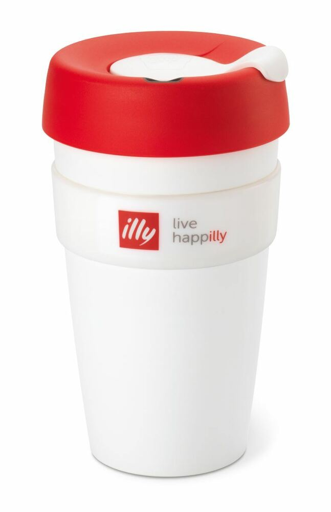 illy live happilly keepcup keep COFFEE CUP 450 ml nonslip 16oz   eBay