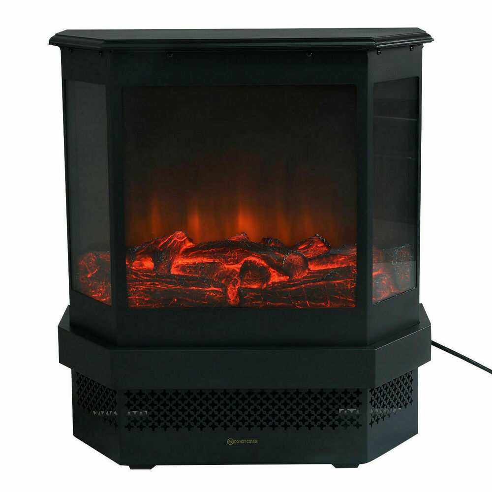23 Electric Fireplace 1500W Adjustable Heater Fire  : s l1000 from www.ebay.com size 1000 x 1000 jpeg 86kB