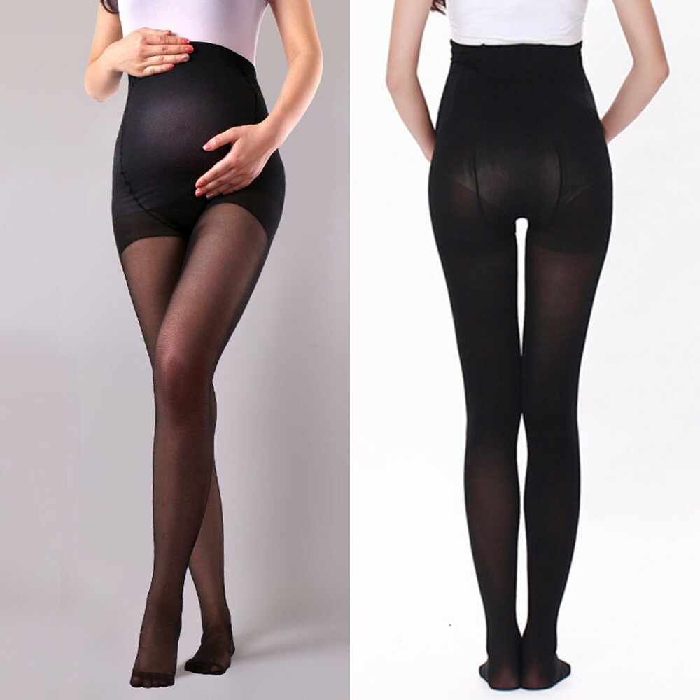 New Fashion Sexy Plus-size Women Pregnant Maternity Tights ...