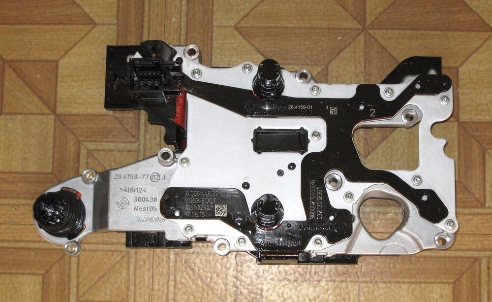 Mercedes Ts Ctrr Electrohyd Transmission Control Unit