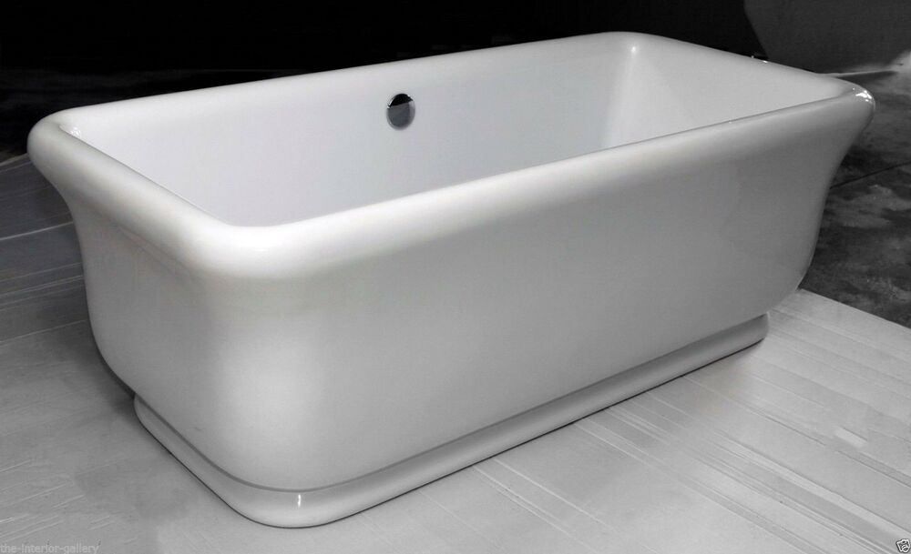 Bathtub Freestanding Acrylic Bathtub Soaking Tub