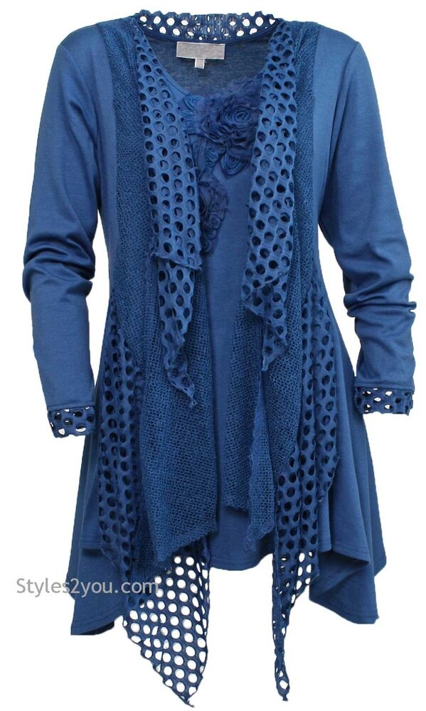Universally flattering, tunics bridge the gap between formal and casual. They pair great with jeans, leggings, and skirts, making them incredibly trueufilv3f.ga run the gamut from simple to ornate. Solid color tunics and tunic sweaters stand on their own or can be paired with jewelry or a great jacket.