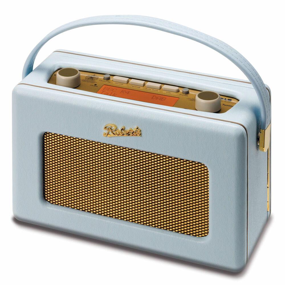 roberts revival rd60 portable dab fm digital radio duck. Black Bedroom Furniture Sets. Home Design Ideas