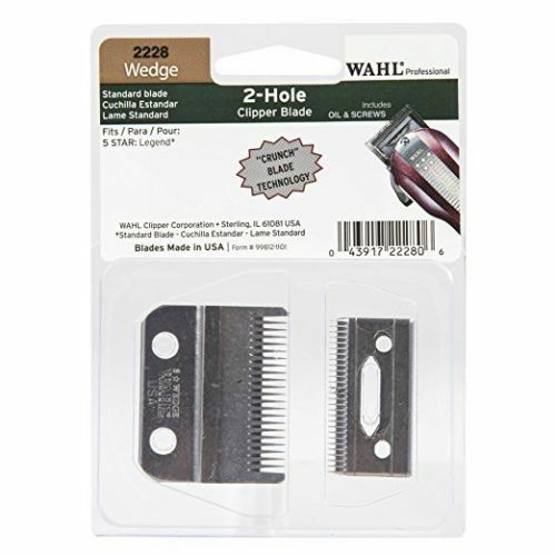 Wahl professional wedge 2 hole clipper blade 2228 ebay for Ohrensessel 2 wahl