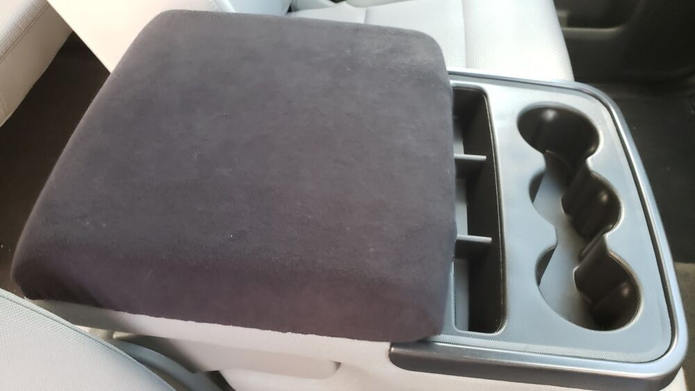 Car Truck Center Armrest Console Cover Fits Chevy