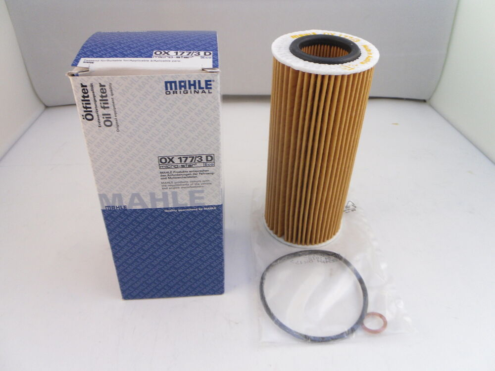 Oil filter bmw 3 5 6 7 series x3 x5 x6 2 5 3 0 for Bmw x3 motor oil
