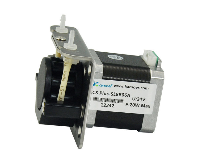 Kamoer dc24v chemical peristaltic pump with stepper motor for Motor cargo freight company