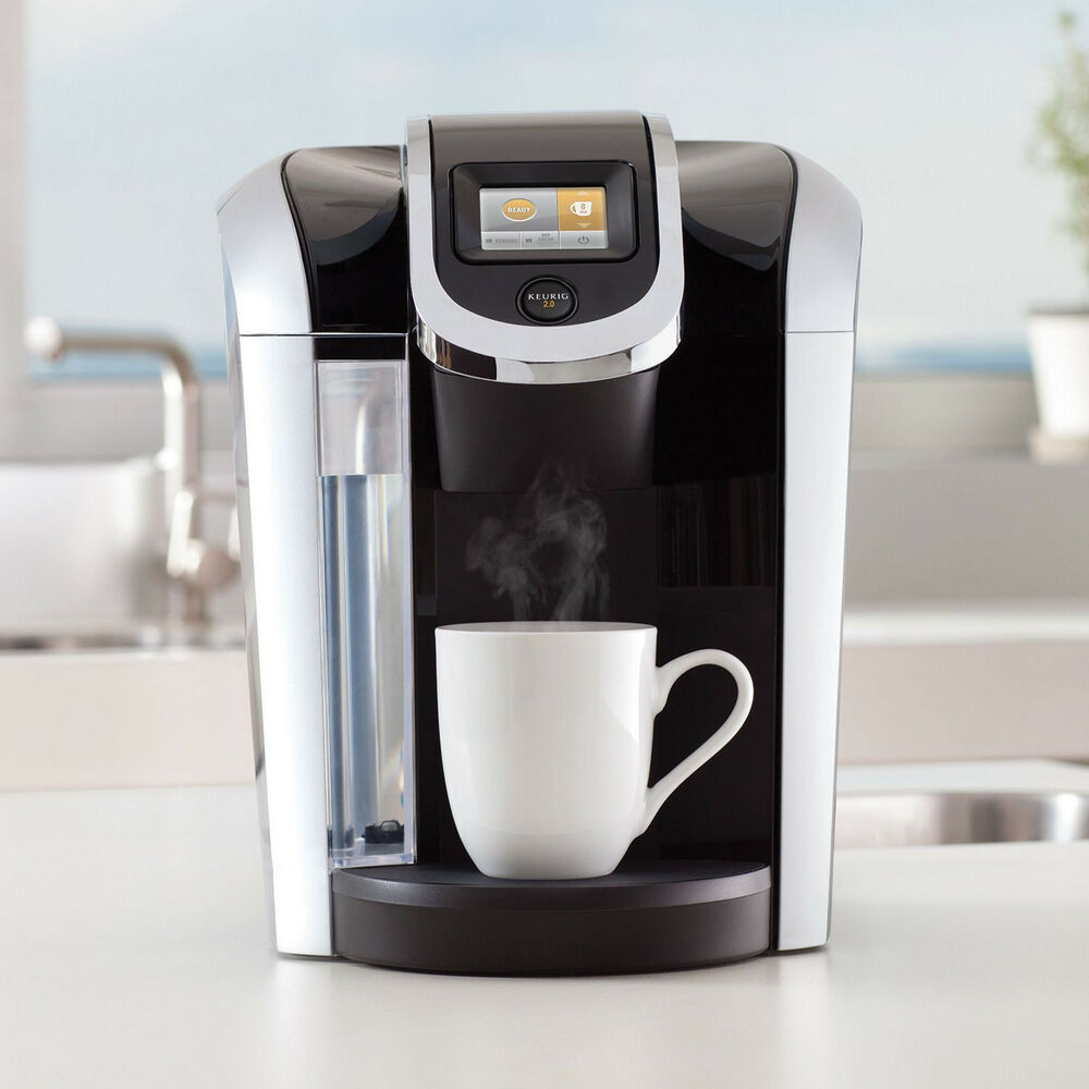 Mold In Coffee Maker Filter : KEURIG 2.0 k 460 k 450 K-CUP Coffee Maker & 20 K Cup Sampler plus Water Filter eBay