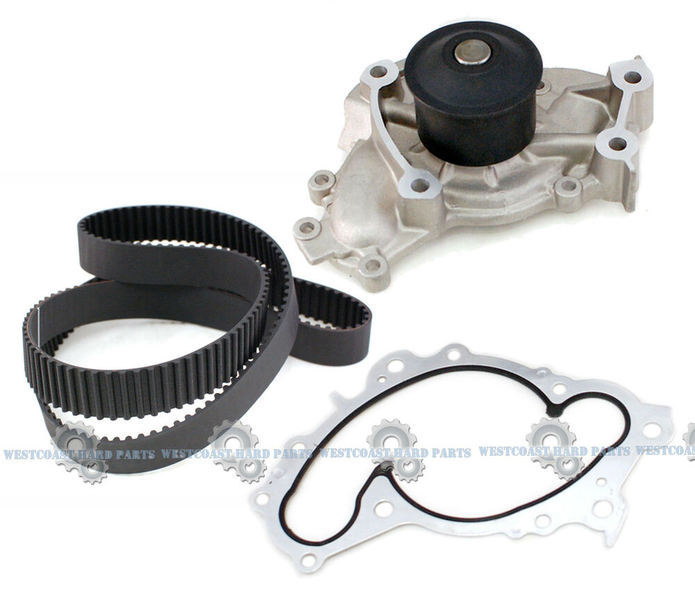 Toyota Camry Timing Belt Replacement: 94-06 TOYOTA CAMRY V6 3.0L 1MZFE 24V ENGINE WATER PUMP