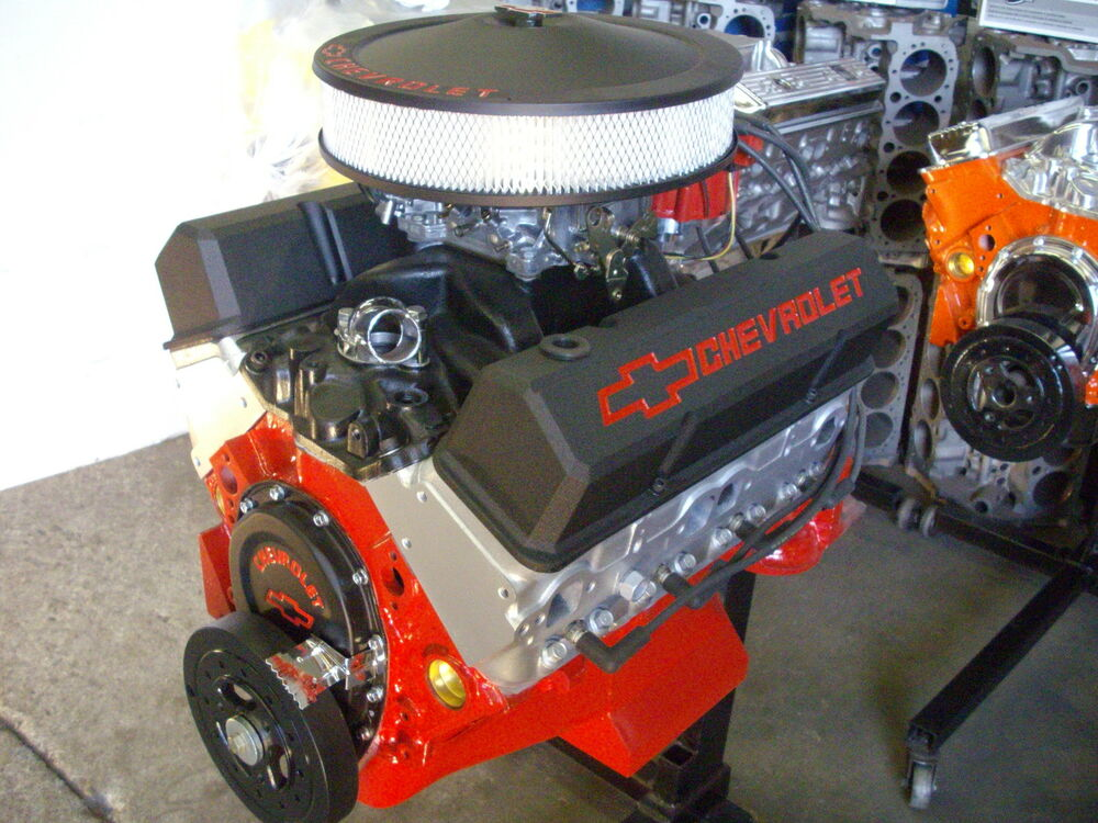 Chevy 350bv 383 406hp 4bolt Crate Engine High Performance