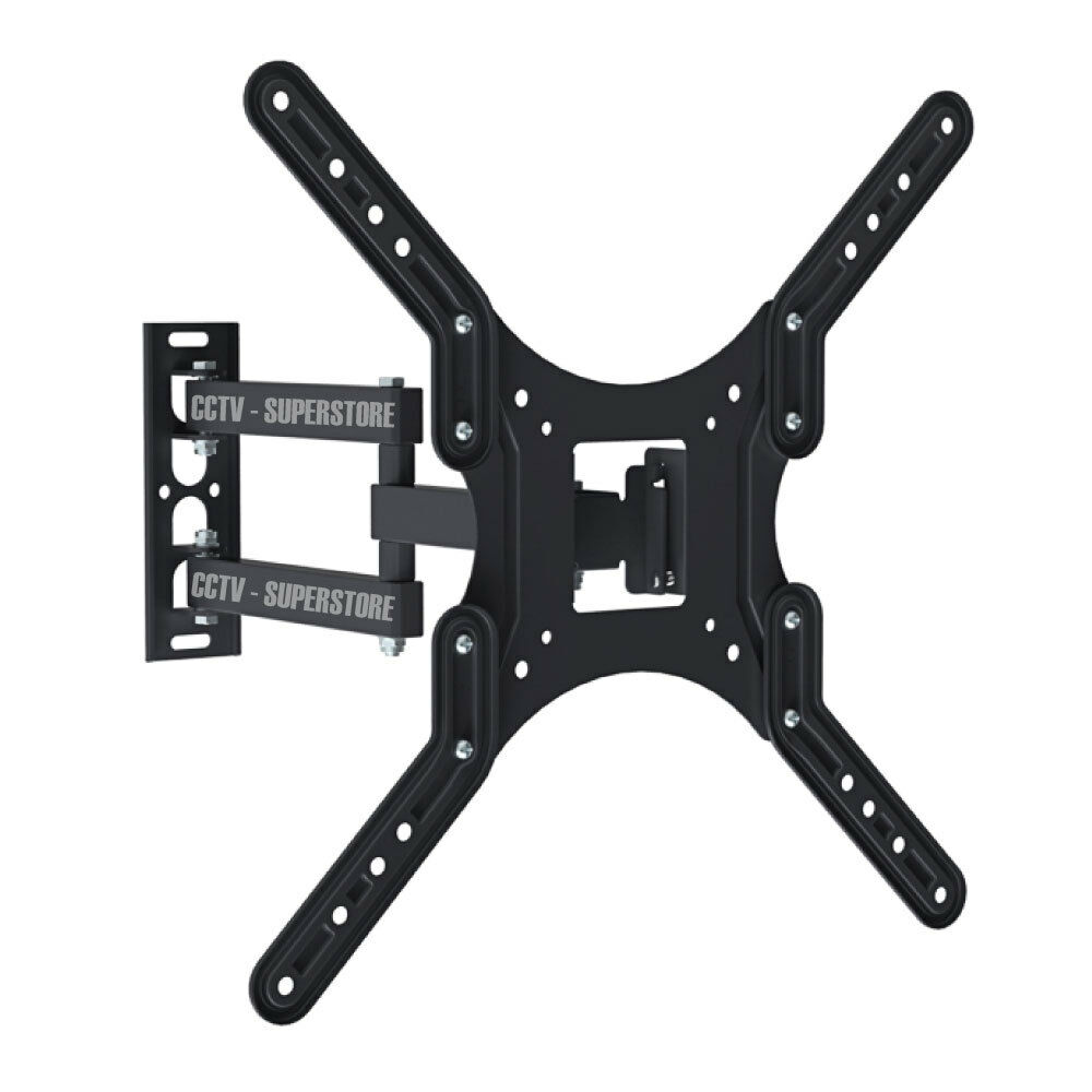 Full Motion Tv Wall Mount Swivel Bracket 32 40 42 47 Inch