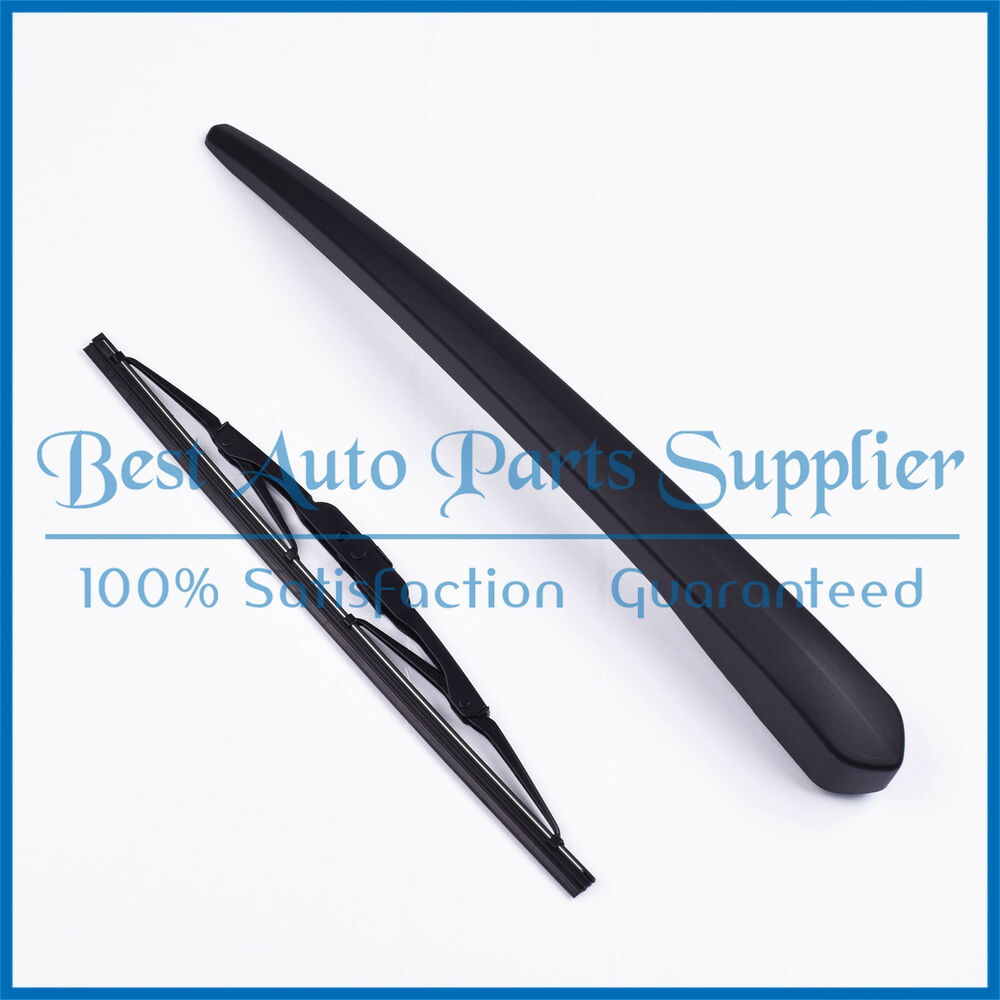 Cadillac Cts Windshield Replacement: For Cadillac 2010-2014 CTS/ 2010-2015 SRX Rear Wiper Arm & Blade Set OEM New