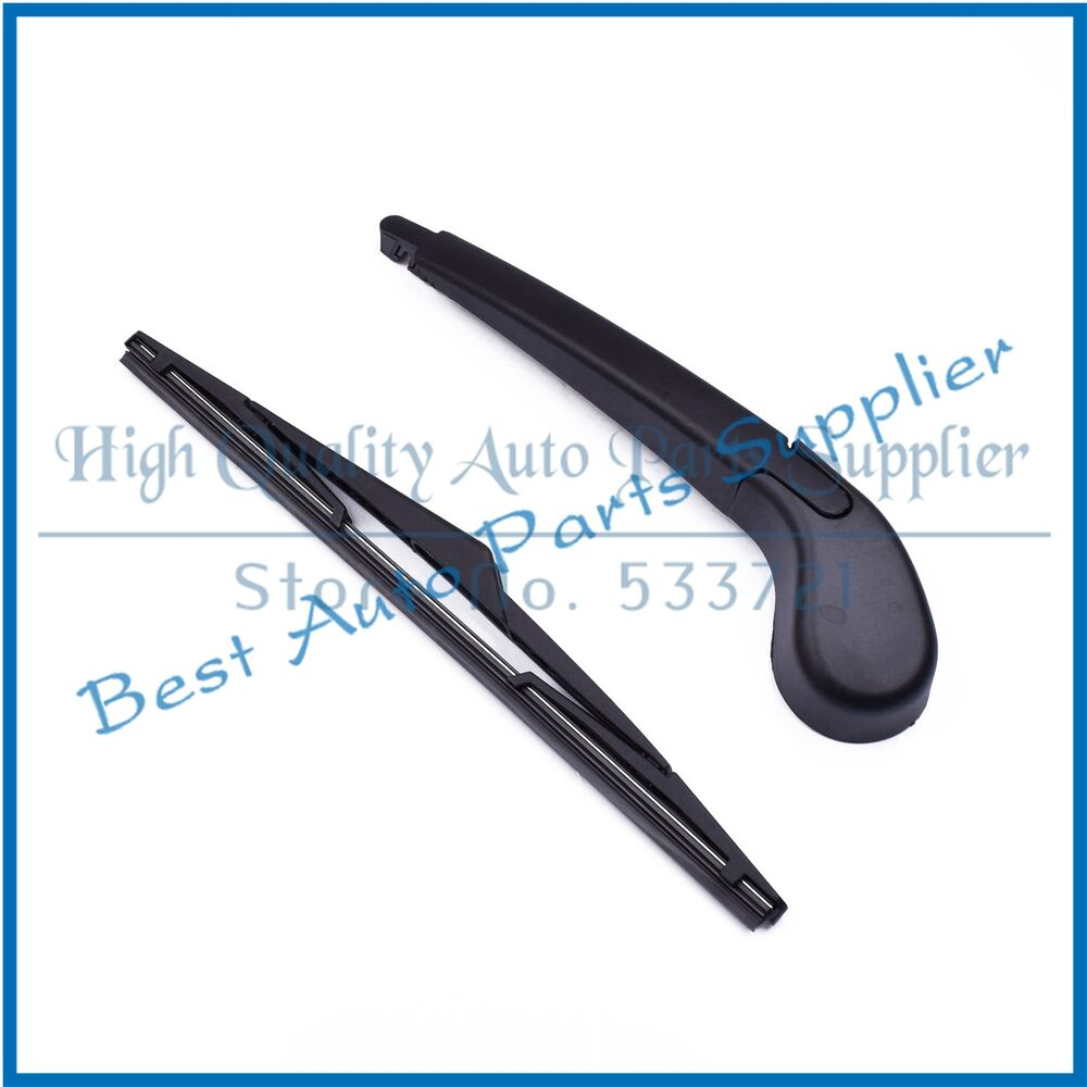 for ford focus 2011 2016 rear wiper arm with blade set oem new free shiping ebay. Black Bedroom Furniture Sets. Home Design Ideas