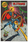 DR. STRANGE MARVEL MASTERWORKS PIN-UP POSTER Vintage art Marvel UK British