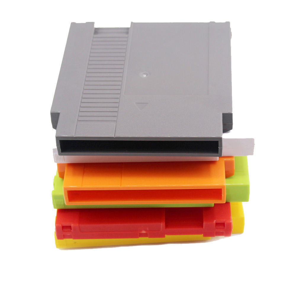 NES Hard Case Cartridge Shell Replacement For Nintendo ...