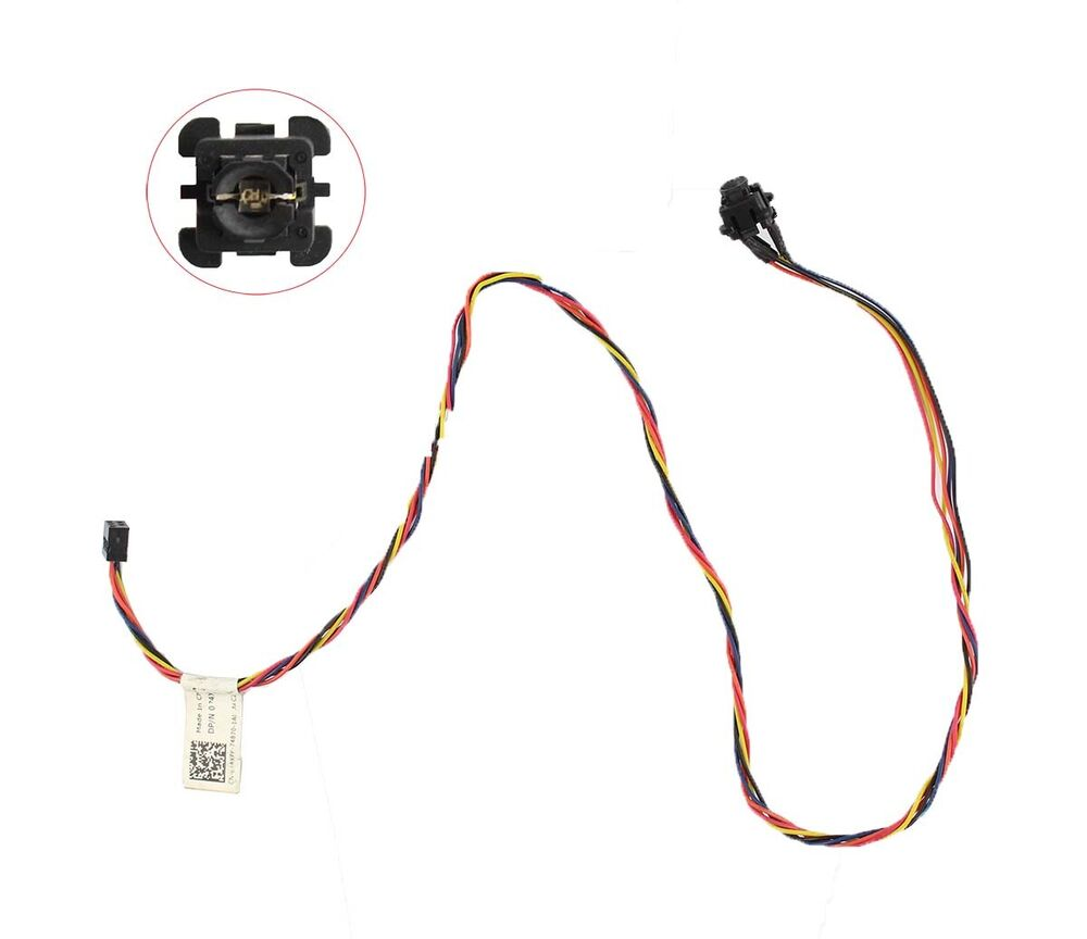 mt power switch button cable for dell optiplex 390 3010 074xpk 74xpk