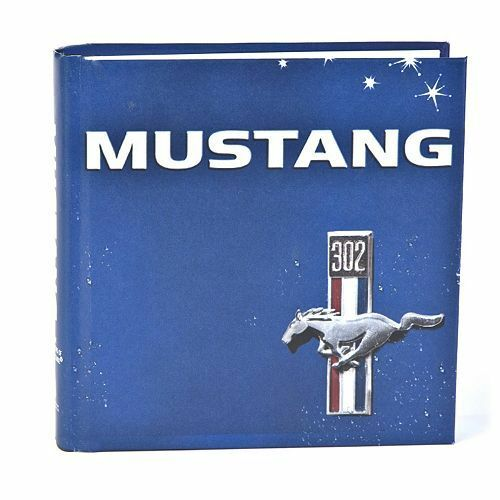 The Complete Book of Mustang: Every Model Since 1964 1/2