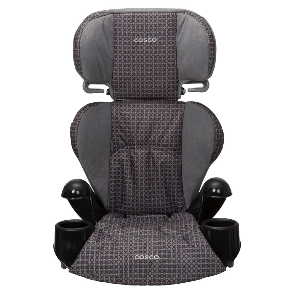 cosco rightway pronto booster car seat emerson 44681228582 ebay. Black Bedroom Furniture Sets. Home Design Ideas