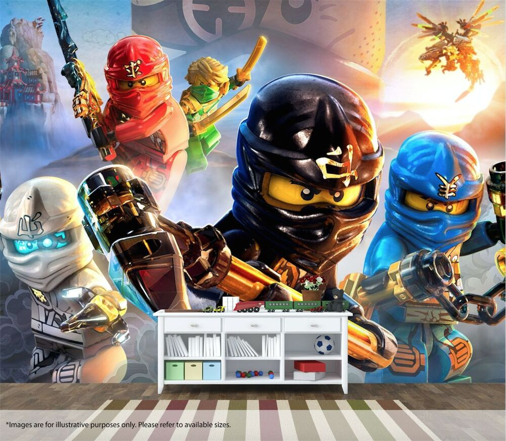 Ninjago Bedroom Accessories