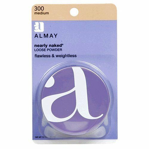 Almay Nearly Naked loose Powder Flawless & Weightless. MEDIUM 300  Hypoallergenic 309976874036 | eBay