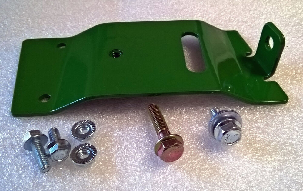 John Deere Plates : Snowblower adapter plate for john deere s n
