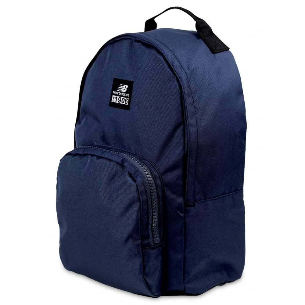 8a643049844 Details about NEW BALANCE Backpack Daily Driver - Navy School Bag  500064-400 UK STOCKIST